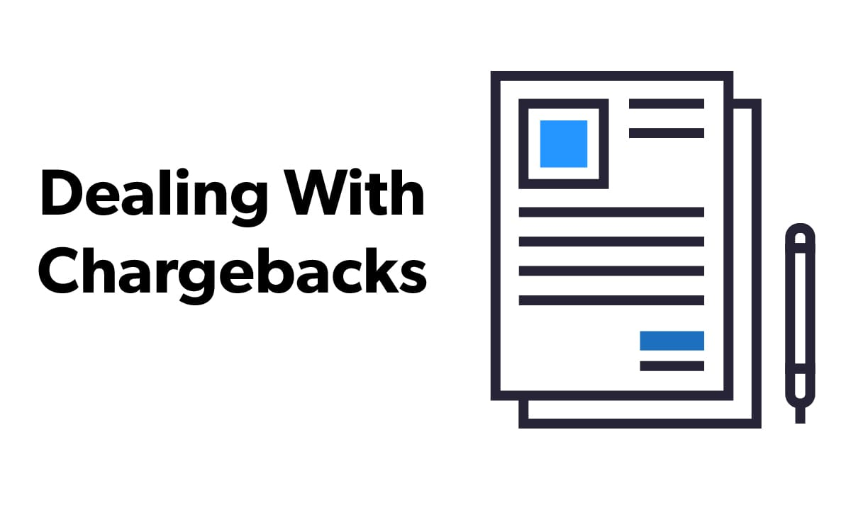 Dealing with chargebacks