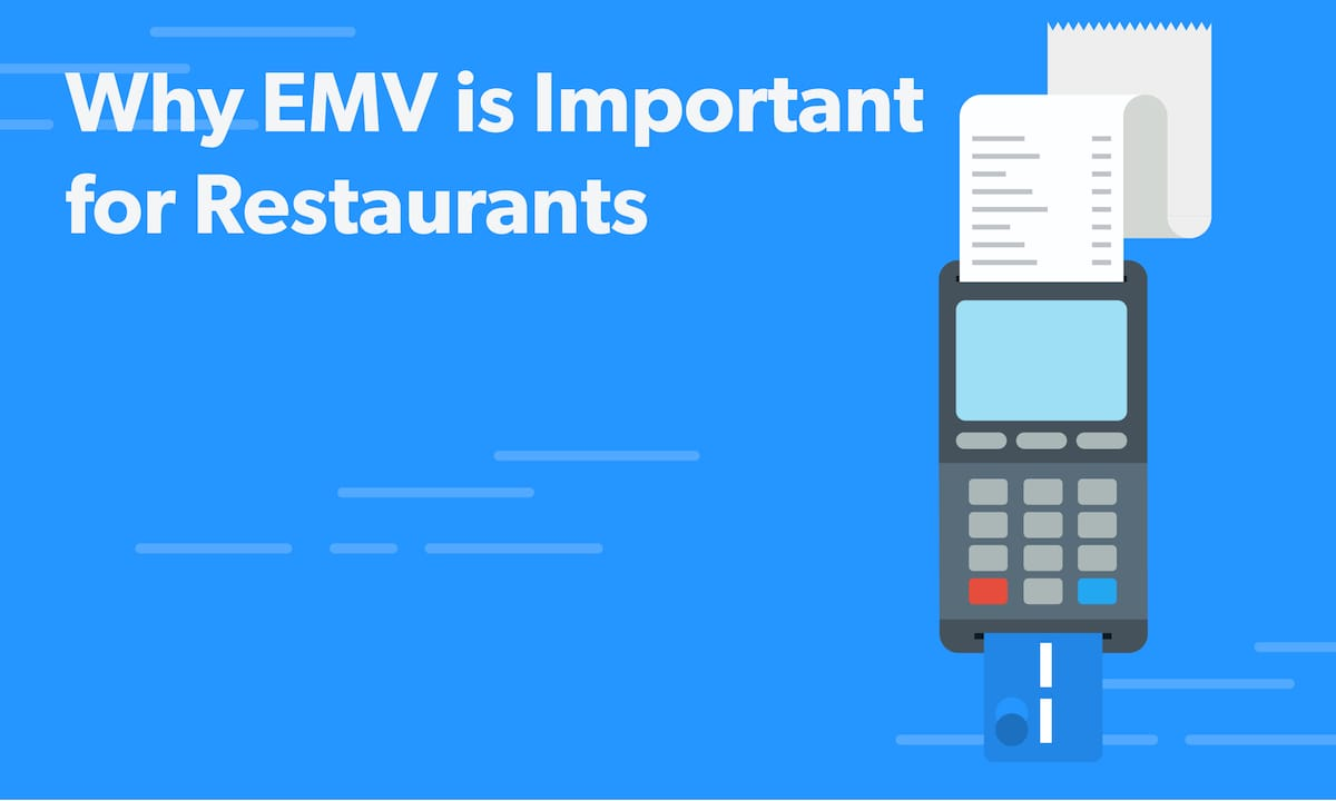 EMV and Pay-at-table