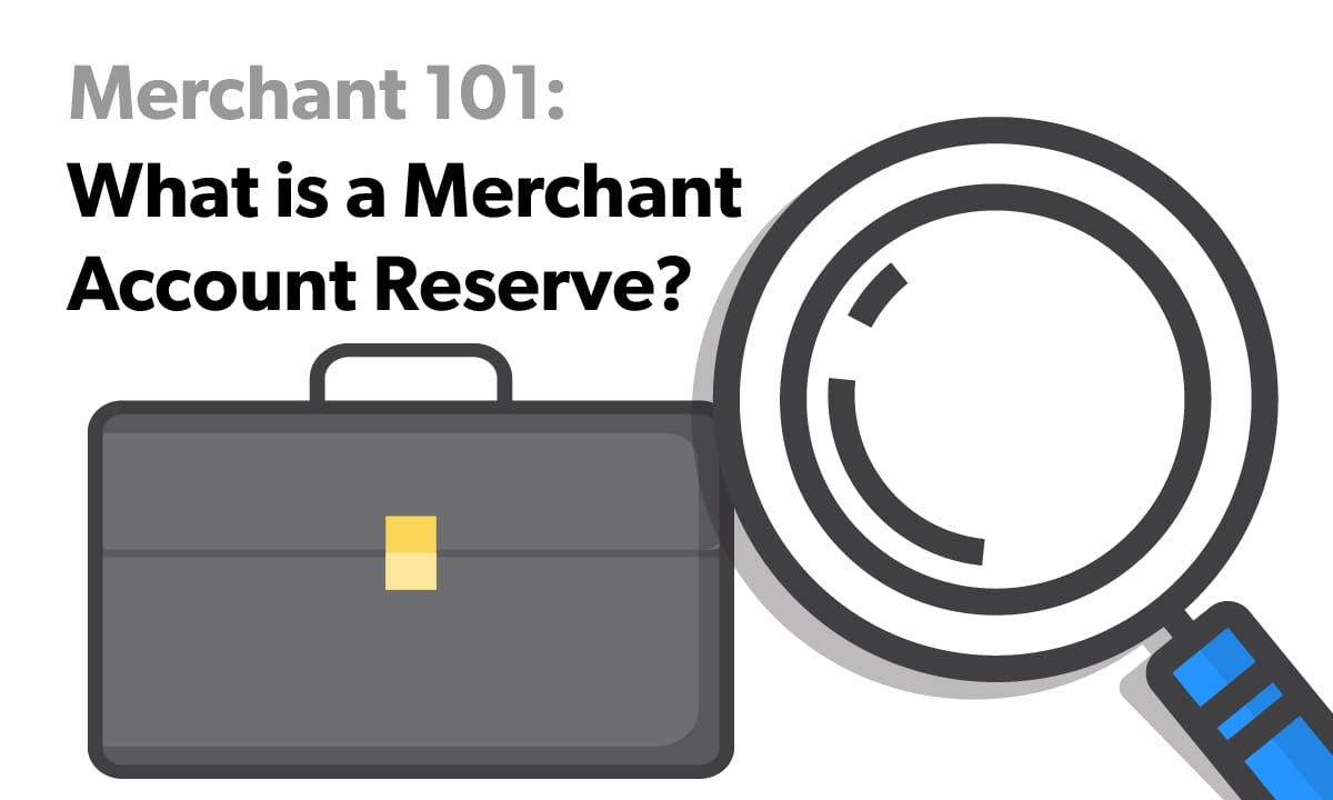 What is a merchant account reserve